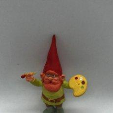 Figuras de Goma y PVC: FIGURA DAVID EL GNOMO - BRB - 8 CM ALTO - PVC. Lote 224455217