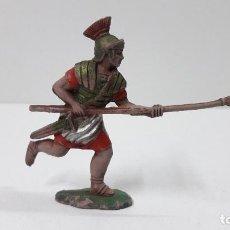 Figuras de Goma y PVC: LEGIONARIO ROMANO . FIGURA REAMSA Nº 154 . SERIE LEGIONES ROMANAS . ORIGINAL AÑOS 50 EN GOMA. Lote 224587473
