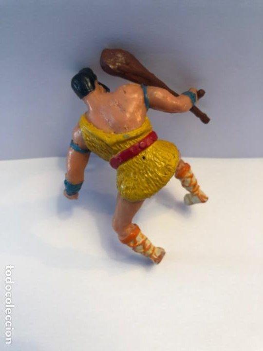 Figuras de Goma y PVC: Estereoplast Taurus con porra se quita y pone - Foto 2 - 224607588