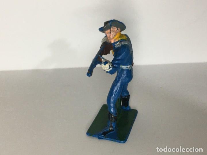 Figuras de Goma y PVC: SOLDADO YANKEE YANQUI DE PECH - Foto 2 - 224644235