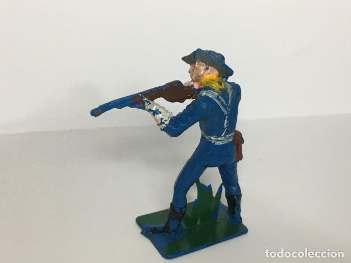 Figuras de Goma y PVC: SOLDADO YANKEE YANQUI DE PECH - Foto 3 - 224644235