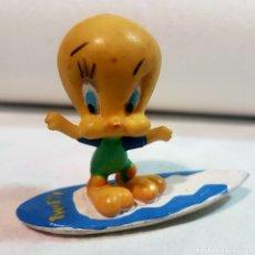 Figuras de Goma y PVC: PIOLÍN SURFISTA, FABRICADO POR BULLY. Lote 224648320