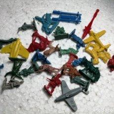 Figuras de Goma y PVC: LOTE MONTAPLEX. Lote 224697247