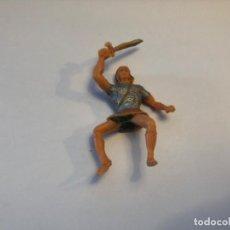 Figuras de Goma y PVC: ESTEREOPLAST EL JABATO CON SU PINTURA ORIGINAL. Lote 224702813