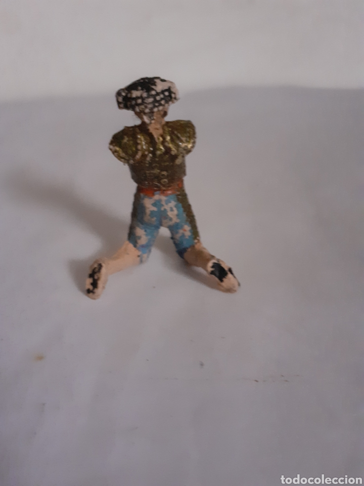 Figuras de Goma y PVC: TEIIXIDO FIGURA TORERO EN GOMA - Foto 2 - 224704833