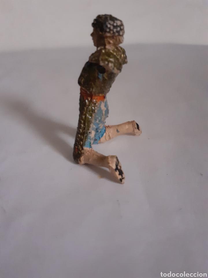 Figuras de Goma y PVC: TEIIXIDO FIGURA TORERO EN GOMA - Foto 3 - 224704833