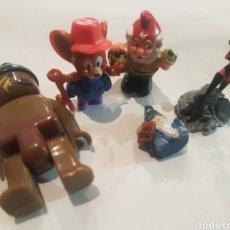 Figuras de Goma y PVC: LOTE DIVERSO DE FIGURAS. Lote 224725457