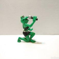 Figuras de Goma y PVC: ANTIGUA RANA CANTANDO - COMICS SPAIN -. Lote 224772691