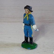 Figuras de Goma y PVC: CABO RUSTY SERIE RIN TIN TIN, FABRICADO EN PLÁSTICO, JECSAN, ORIGINAL AÑOS 60.. Lote 224803752
