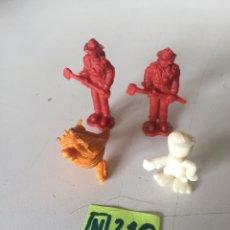 Figuras de Goma y PVC: LOTE DE FIGURAS TIPO DUNKIN. Lote 224916743