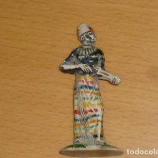 Figuras de Goma y PVC: FIGURA GOMA ASKARI DE PECH SERIE NEGROS Y SAFARI. Lote 224917071