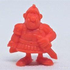 Figuras de Goma y PVC: DUNKIN COLOR NARANJA DE CENTURIÓN DE LA SERIE EL MUNDO DE ÁSTERIX. Lote 224945838