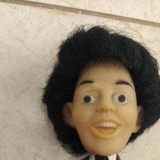 Figuras de Goma y PVC: MUÑECO DE GOMA REMCO DE LOS BEATLES PAUL MCCARTNEY ORIGINAL AÑOS 60. Lote 224979550