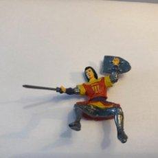 Figuras de Goma y PVC: ESTEREOPLAST CAPITAN TRUENO. Lote 225004645
