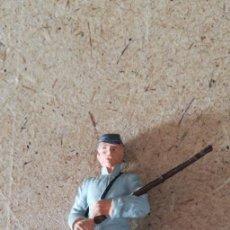 Figuras de Goma y PVC: STARLUX - SOLDADO DEL SUR GUERRA CIVIL AMERICANA. Lote 225106640