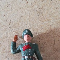 Figuras de Goma y PVC: STARLUX - OFICIAL ALEMÁN SEGUNDA GUERRA MUNDIAL. Lote 225109075