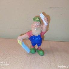 Figurines en Caoutchouc et PVC: FIGURA BOBOBOBS WILBUR BRB STARTOYS AÑOS 80 PVC. Lote 225132168