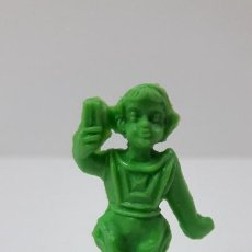 Figuras de Goma y PVC: FIGURA PROMOCIONAL DE LA FAMILA CAMY JET - SPACE . REALIZADA POR HELADOS CAMY . AÑOS 60 / 70. Lote 225353950