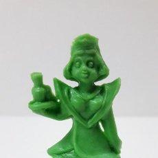 Figuras de Goma y PVC: FIGURA PROMOCIONAL DE LA FAMILA CAMY JET - SPACE . REALIZADA POR HELADOS CAMY . AÑOS 60 / 70. Lote 225354140