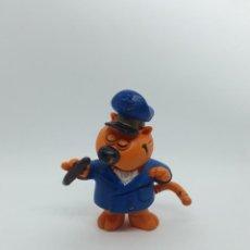 Figuras de Goma y PVC: FIGURA GATO ISIDORO MARINERO - COMICS SPAIN - 7.5 CM ALTO - AÑO 1989 - PVC. Lote 225468545