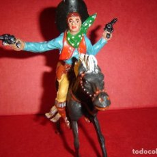 Figuras de Goma y PVC: COW-BOY LAFREDO. Lote 225754680