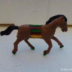 Figuras de Goma y PVC: CABALLO INDIO DE LAFREDO. Lote 225801525