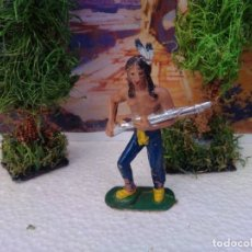 Figuras de Borracha e PVC: INDIO DE JECSAN. Lote 225998353