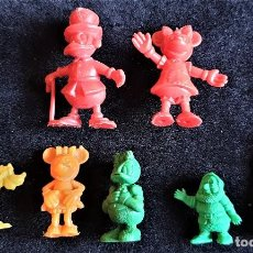 Figuras de Goma y PVC: AMG-962 FIGURAS DE PLÁSTICO PROMOCIONALES. Lote 226083420