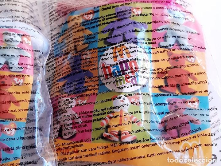 Figuras de Goma y PVC: MCDONALDS 2 FIGURAS HAPPY MEAL OSITOS TY TEENIE - 14.CM ALTO APROX - Foto 9 - 226144220