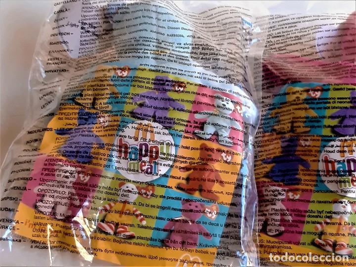 Figuras de Goma y PVC: MCDONALDS 2 FIGURAS HAPPY MEAL OSITOS TY TEENIE - 14.CM ALTO APROX - Foto 10 - 226144220