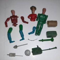 Figuras de Goma y PVC: MONTAPLEX O SIMILAR, LOTE FIGURAS Y COMPLEMENTOS. Lote 226250153