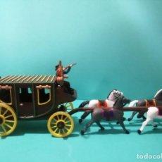 Figuras de Goma y PVC: DILIGENCIA REAMSA-GOMARSA. Lote 226303980