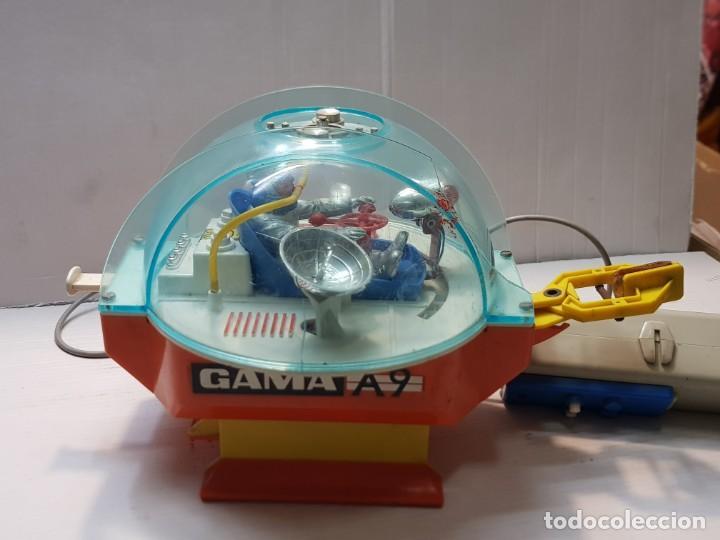 Figuras de Goma y PVC: Vehículo Espacial CableDirigido Gama A9 ref.3580 funcionando Perfecto Difícil versión - Foto 2 - 226663795