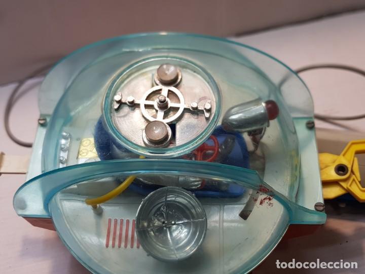 Figuras de Goma y PVC: Vehículo Espacial CableDirigido Gama A9 ref.3580 funcionando Perfecto Difícil versión - Foto 3 - 226663795