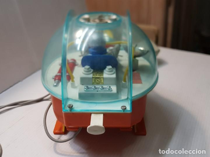 Figuras de Goma y PVC: Vehículo Espacial CableDirigido Gama A9 ref.3580 funcionando Perfecto Difícil versión - Foto 5 - 226663795