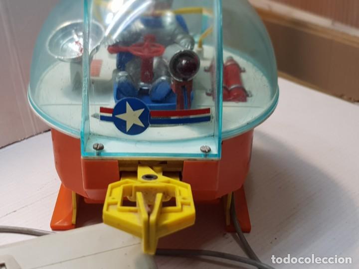 Figuras de Goma y PVC: Vehículo Espacial CableDirigido Gama A9 ref.3580 funcionando Perfecto Difícil versión - Foto 6 - 226663795