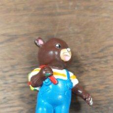 Figuras de Goma y PVC: BOBBY BOBY OSO ALDEA DEL ARCE PVC.. Lote 226862850