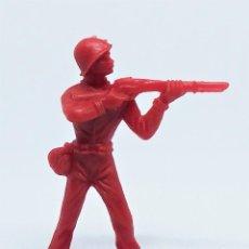 Figuras de Borracha e PVC: FIGURA COMANSI SOLDADOS DEL MUNDO Nº 1060 AMERICANO. Lote 226941840