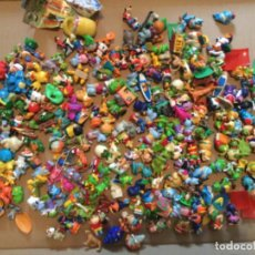 Figuras Kinder: GRAN LOTE FIGURAS DE DE KINDER SORPRESA FERREO, DISNEY. Lote 227010880
