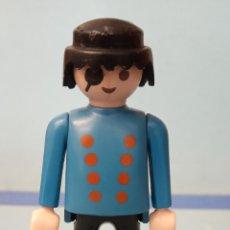 Figuras de Goma y PVC: MUÑECO. GEOBRA. MEDIDAS 7*3 CM.. Lote 227119510