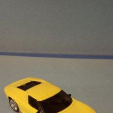 Figuras de Goma y PVC: COCHE MONDO MOTORS. MEDIDAS 10*4 CM.. Lote 227123055