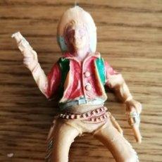 Figuras de Goma y PVC: VAQUERO DE LAFREDO (COMANSI, JECSAN, SOTORRES, LAFREDO, REIGON). Lote 227469305