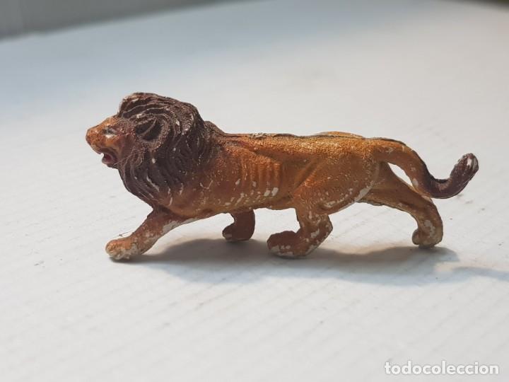 Figuras de Goma y PVC: Figura Capell animales Salvajes Leon goma dura - Foto 2 - 227487384