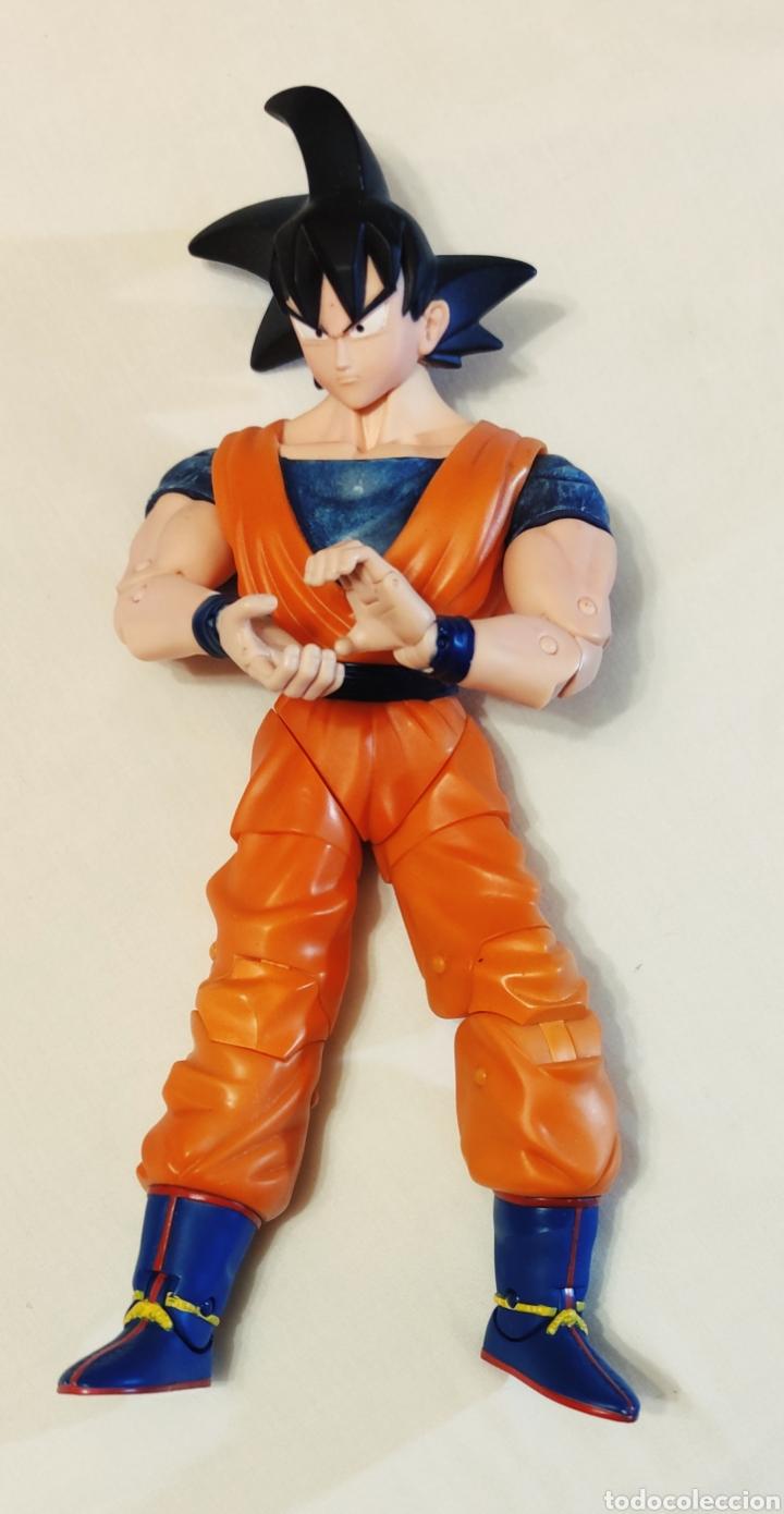 Figuras de Goma y PVC: Dragon Ball Gran Figura articulada Goku. Giochi Preziosi 1989. 34cm - Foto 2 - 227559055