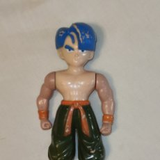 Figuras de Goma y PVC: FIGURA DE PVC. DRAGON BALL. TRUNKS. BOLA DE DRAGON. Lote 227563400