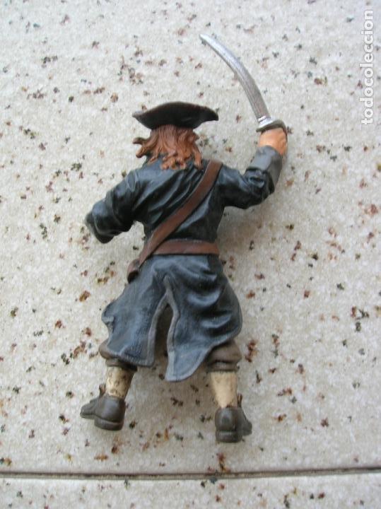 Figuras de Goma y PVC: figura pirata - Foto 2 - 227570200