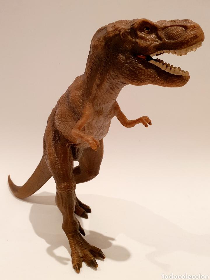Figuras de Goma y PVC: Tyrannosaurus Rex Schleich 2006 - Foto 3 - 227599886