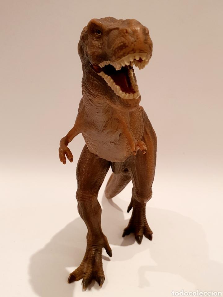 Figuras de Goma y PVC: Tyrannosaurus Rex Schleich 2006 - Foto 4 - 227599886