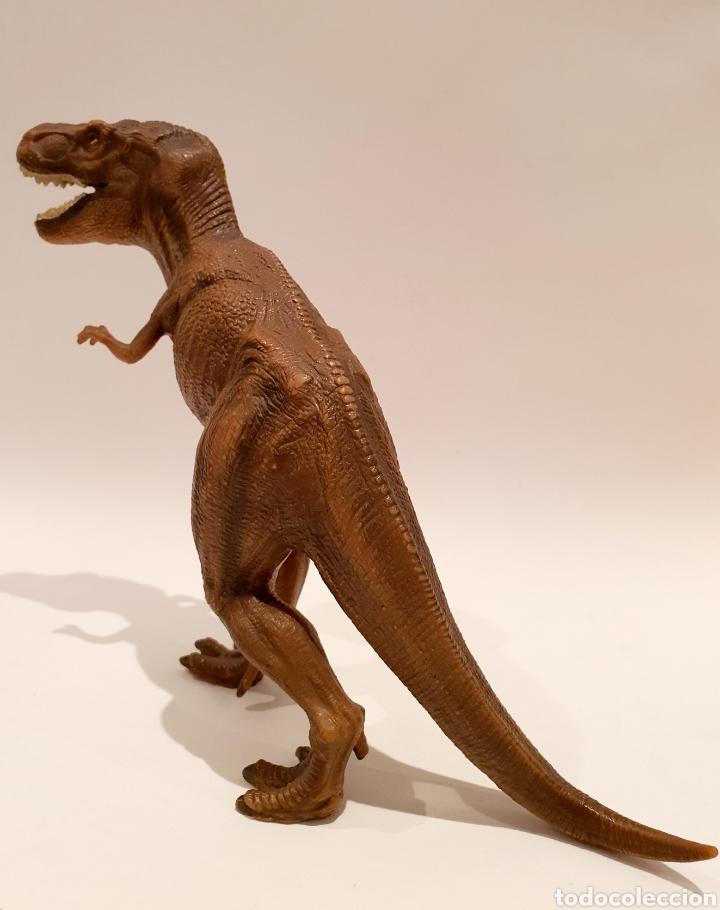 Figuras de Goma y PVC: Tyrannosaurus Rex Schleich 2006 - Foto 5 - 227599886