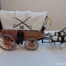 Figuras de Goma y PVC: CARRETA DE LOS CONFEDERADOS DE COMANSI. Lote 227709785